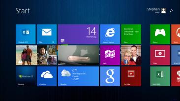 Surface RT Screenshot