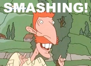 Smashing Thornberry