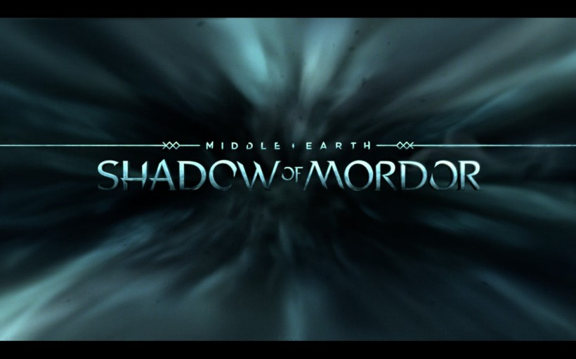 Shadow of Mordor title