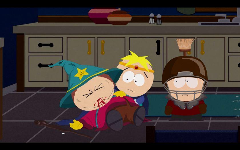 Cartman Down!