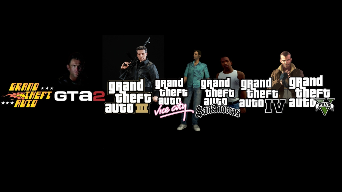 Let's Look At: Grand Theft Auto (series)