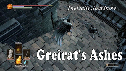 Dark Souls 3 – How to Find: Greirat's Ashes in the Grand Archives (LothricCastle)