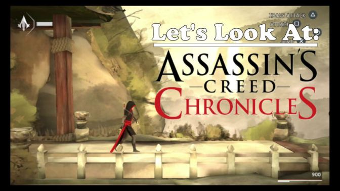 Lets Look At: Assassins Creed Chronicles on PlayStation Vita