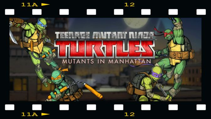 TMNT: Mutants inManhattan [2] – Let's Play