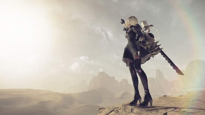 NieR: Automata – A (late) Gamers Review