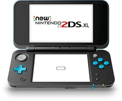 A very quick unboxing of the Nintendo 2DS XL, Also I bought a game.